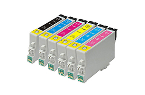 EPSON T0481-T0486 INK CARTRIDGE
