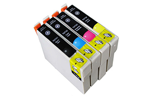 EPSON T0731-T0734 INK CARTRIDGES