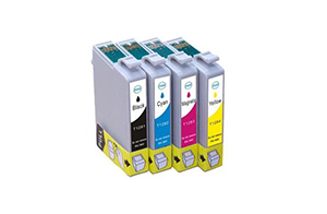 EPSON T1281-T1284 INK CARTRIDGES