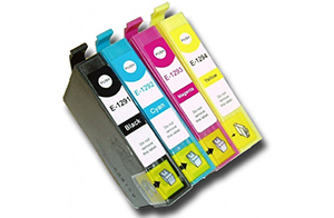 EPSON T1291-T1294 INK CARTRIDGE